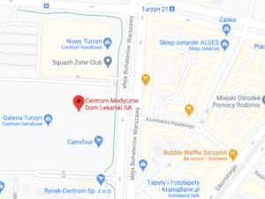 Dom-Lekarski-Turzyn-Google-Maps