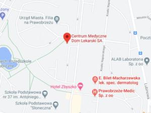 Dom-Lekarski-Rydla-Google-Maps