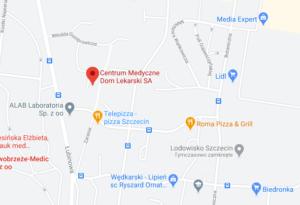 Dom-Lekarski-Gombrowicza-Google-Maps